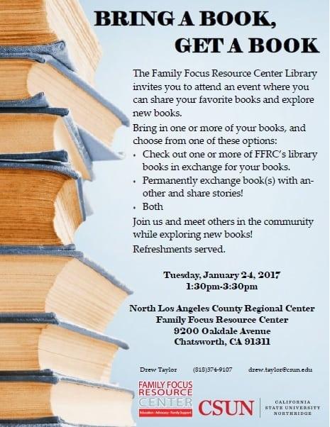 Bring a Book, Get a Book