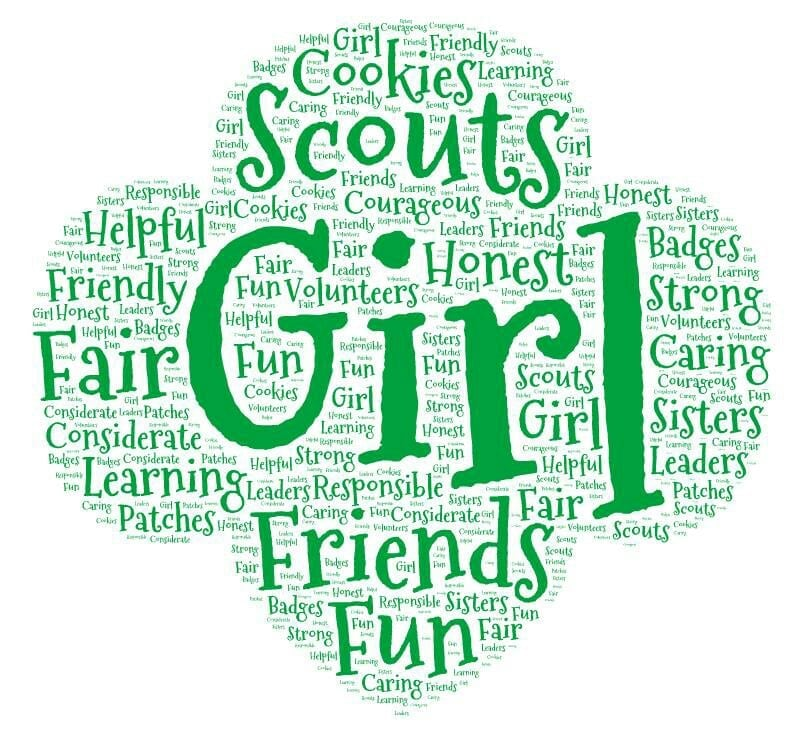 Girl Scout Troop for Girls With Special Needs