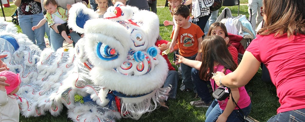 The Huntington's Chinese New Year Festival