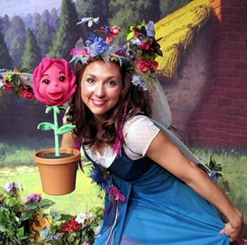 "A Faery Hunt's ""Auntie Angelica's Fairy Garden"""