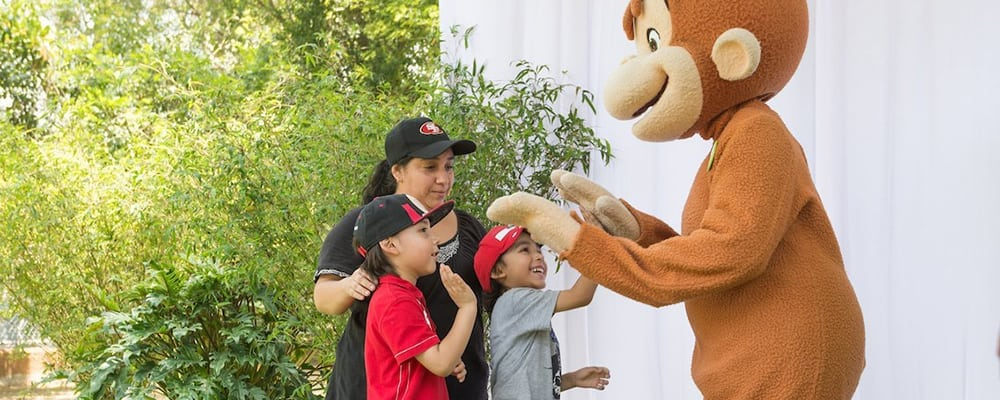 PBS SoCal Kids Weekend at the LA Zoo