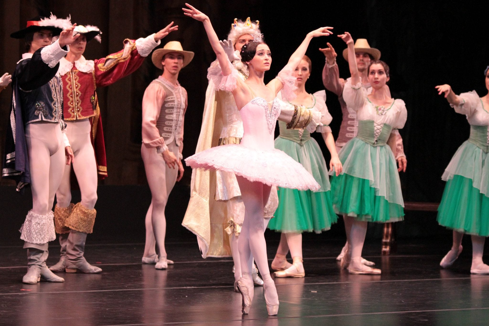 Russian National Ballet Theatre presents Sleeping Beauty