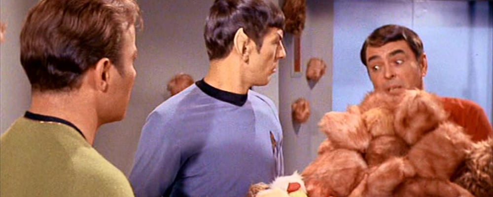 "Family Flicks: Star Trek: ""The Trouble with Tribbles"""