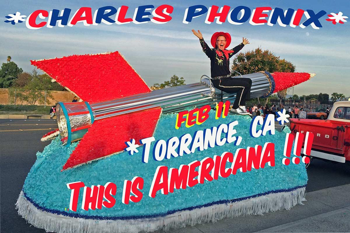 Charles Phoenix: This Is Americana!