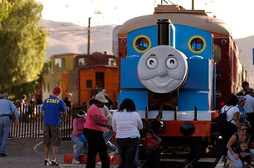 A Day Out With Thomas the Tank Engine & Friends