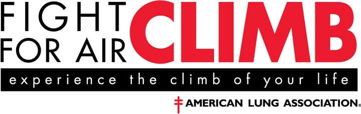American Lung Association 10th Annual Fight for Air Climb