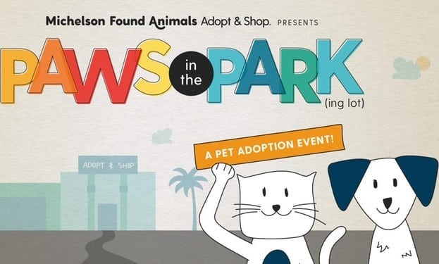 Paws in the Park(ing Lot)