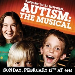 Autism: The Musical Screening