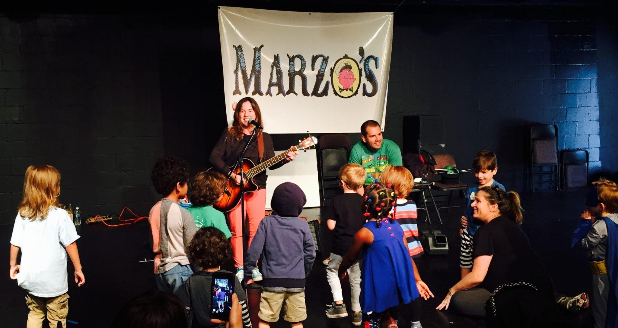 Marzo's Variety Show