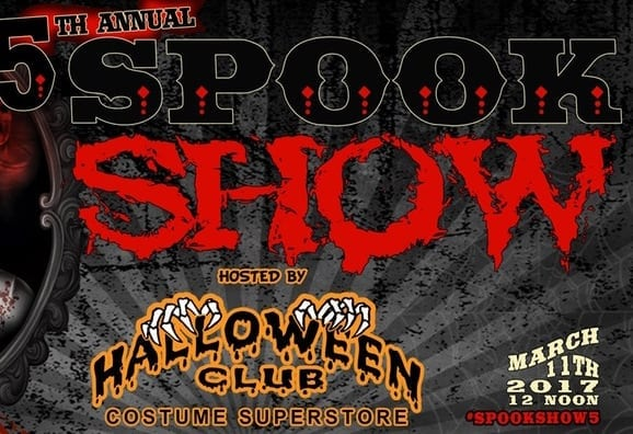 5th Annual Spook Show Halloween Festival