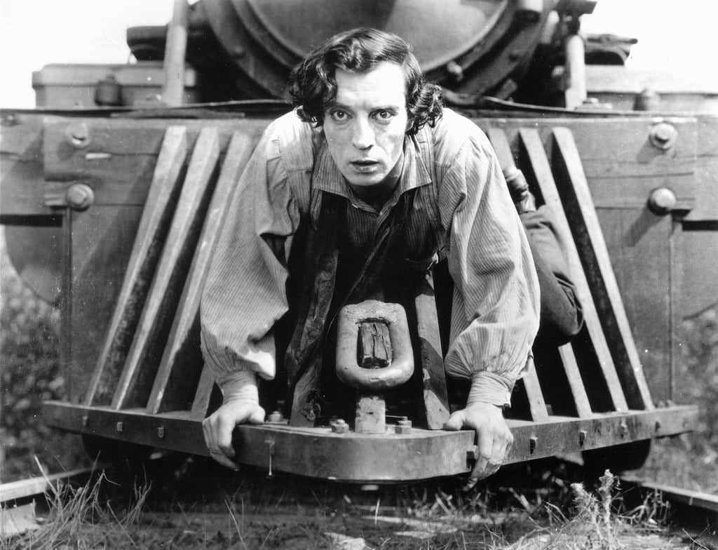 Buster Keaton's The General
