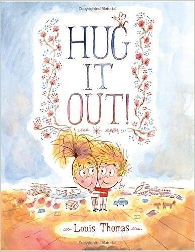 """Hug It Out"" Storytime with Louis Thomas"