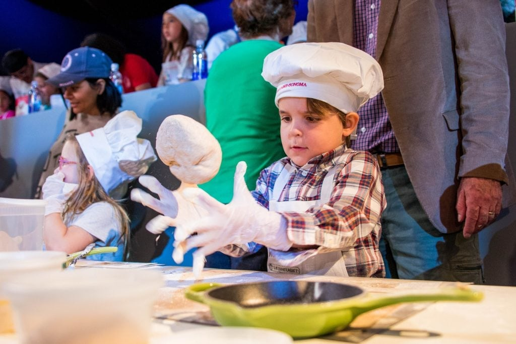 los angeles family events