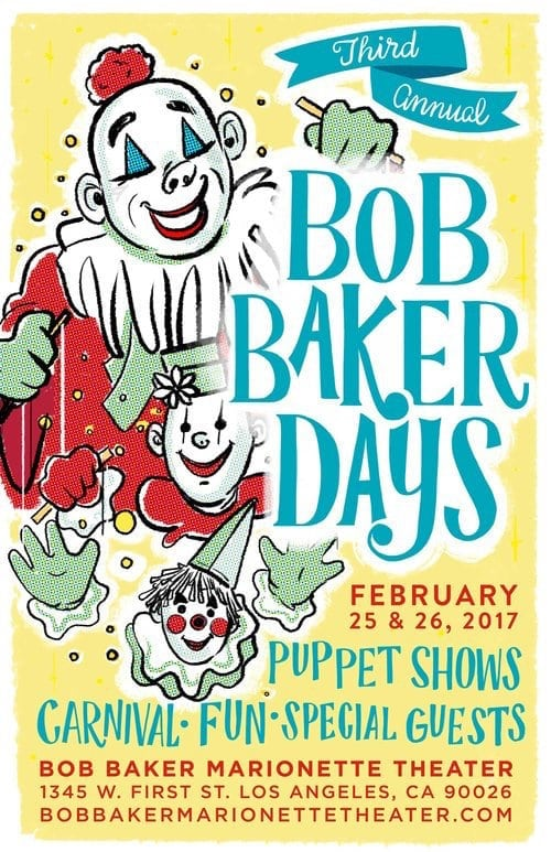 Third Annual Bob Baker Days