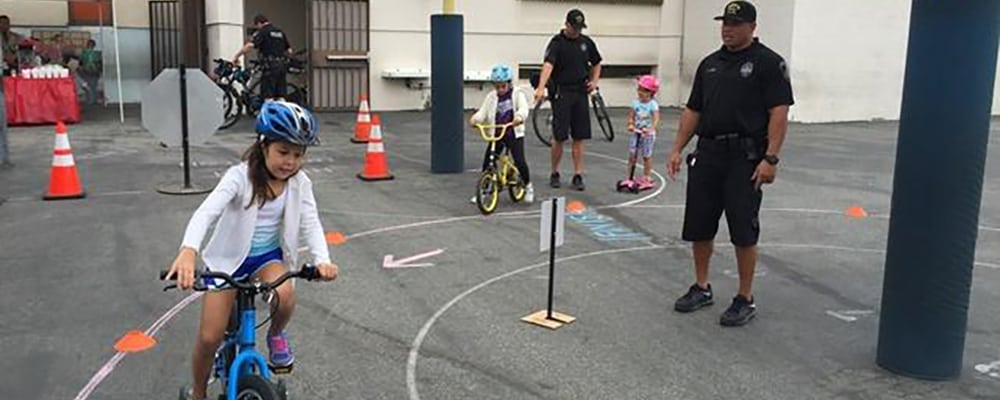 Bike Smart Safety Program