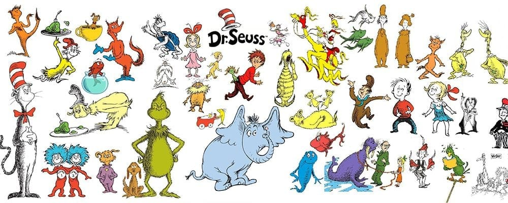 Dr. Seuss Read Across America Celebration with Sylvan Learning Center