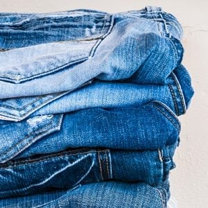 Goodwill Jeans for Moms