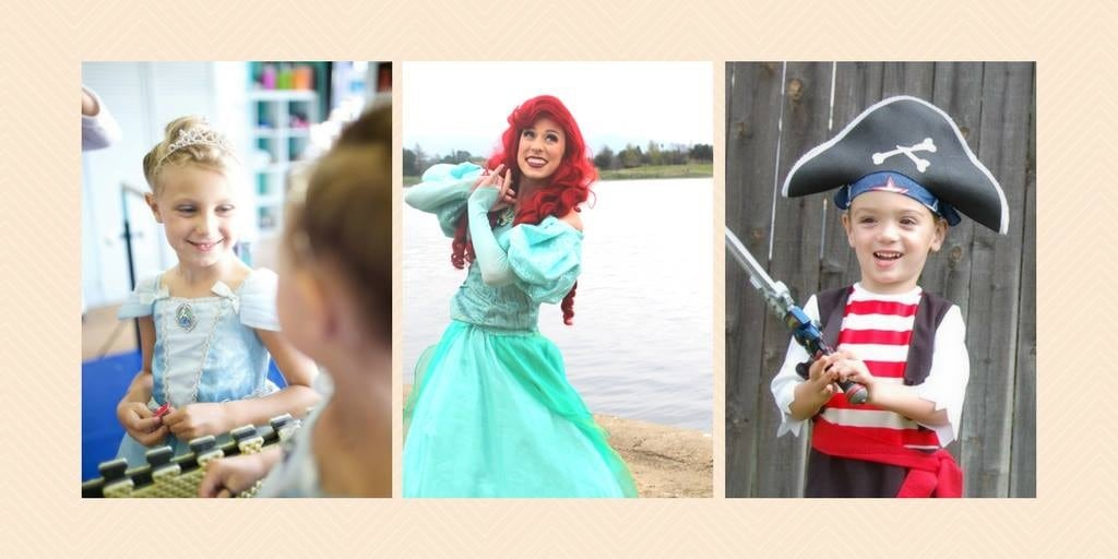 Princess and Pirates Party at Dream Big Children's Center
