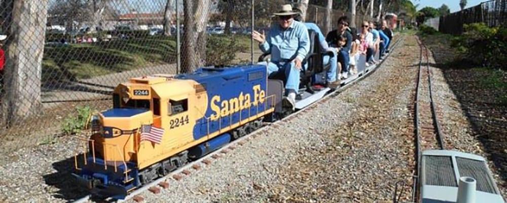 Mini-Train Rides