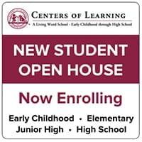 Centers of Learning Prospective Student and Family Open House
