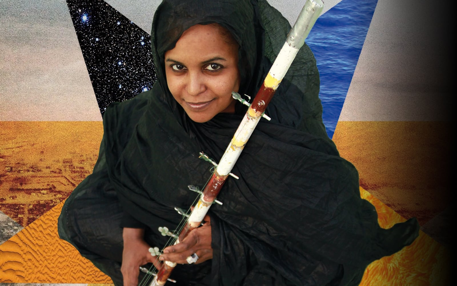 Noura Mint Seymali In Concert
