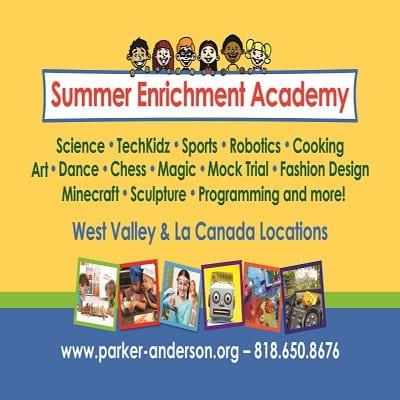 Parker-Anderson Enrichment Summer Academy
