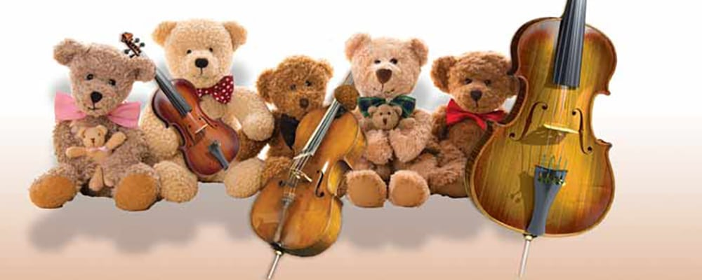 "Teddy Bear Concert: ""Meet The String Family"""