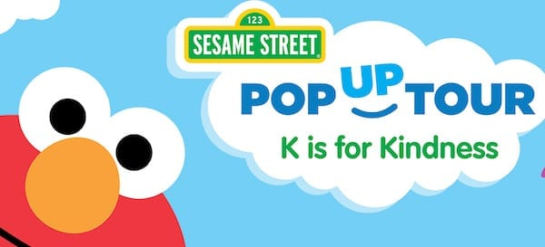 Sesame Street's K is for Kidness TOUR