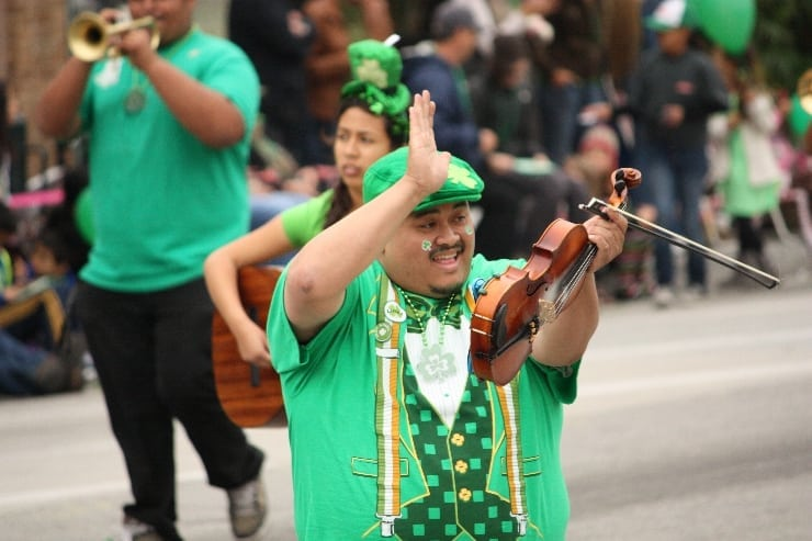 The Ventura St. Patrick's Day Parade