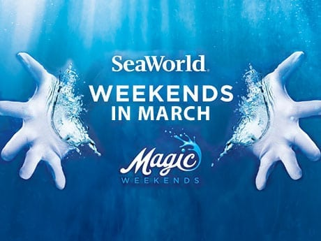 SeaWorld San Diego's Magic Weekends
