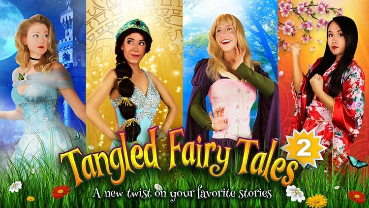 Tangled Fairy Tales II