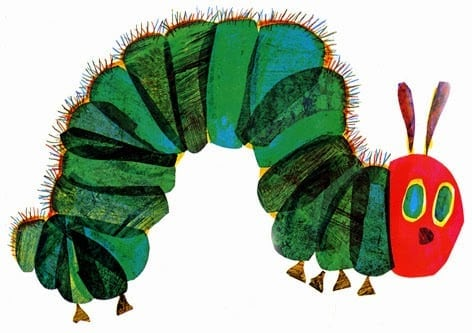 A Very Special Very Hungry Caterpillar Story Time