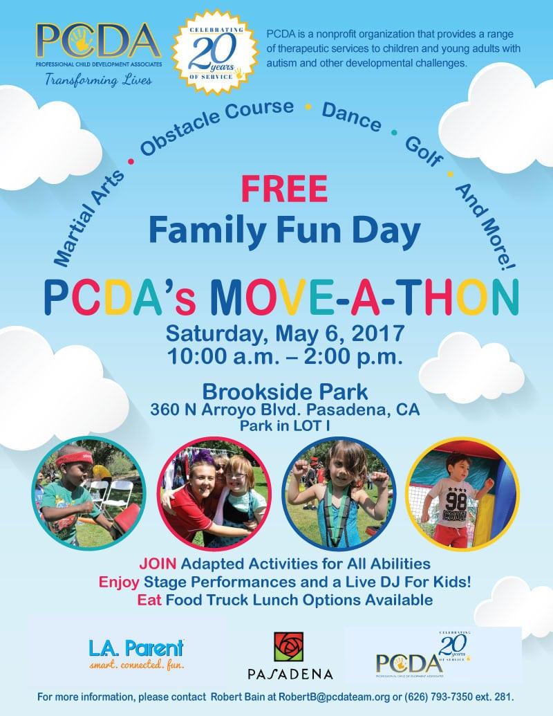 PCDA Move-A-Thon