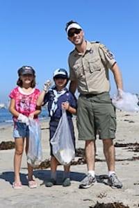 30-Minute Beach Cleanup