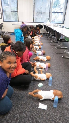 Babysitter Training w/CPR Workshop