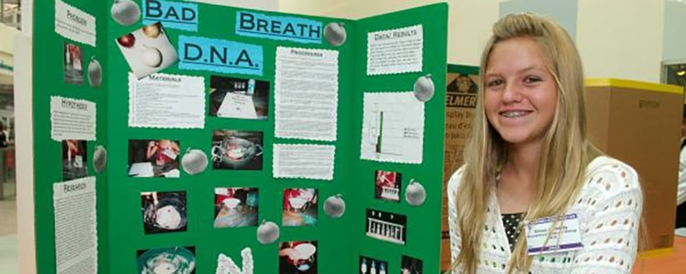 California State Science Fair At The CSC
