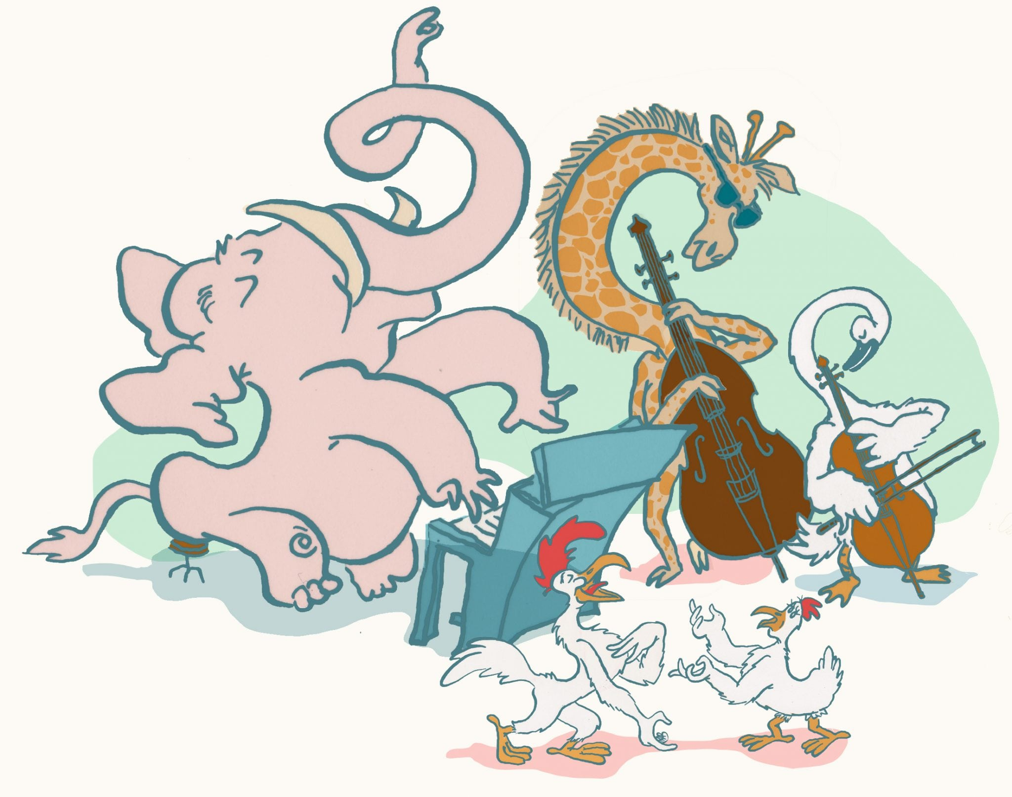 "Pacific Symphony's ""Carnival of the Animals"" Concert"