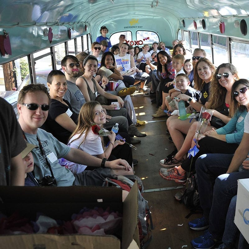 Do Good Bus PGK Family Ride