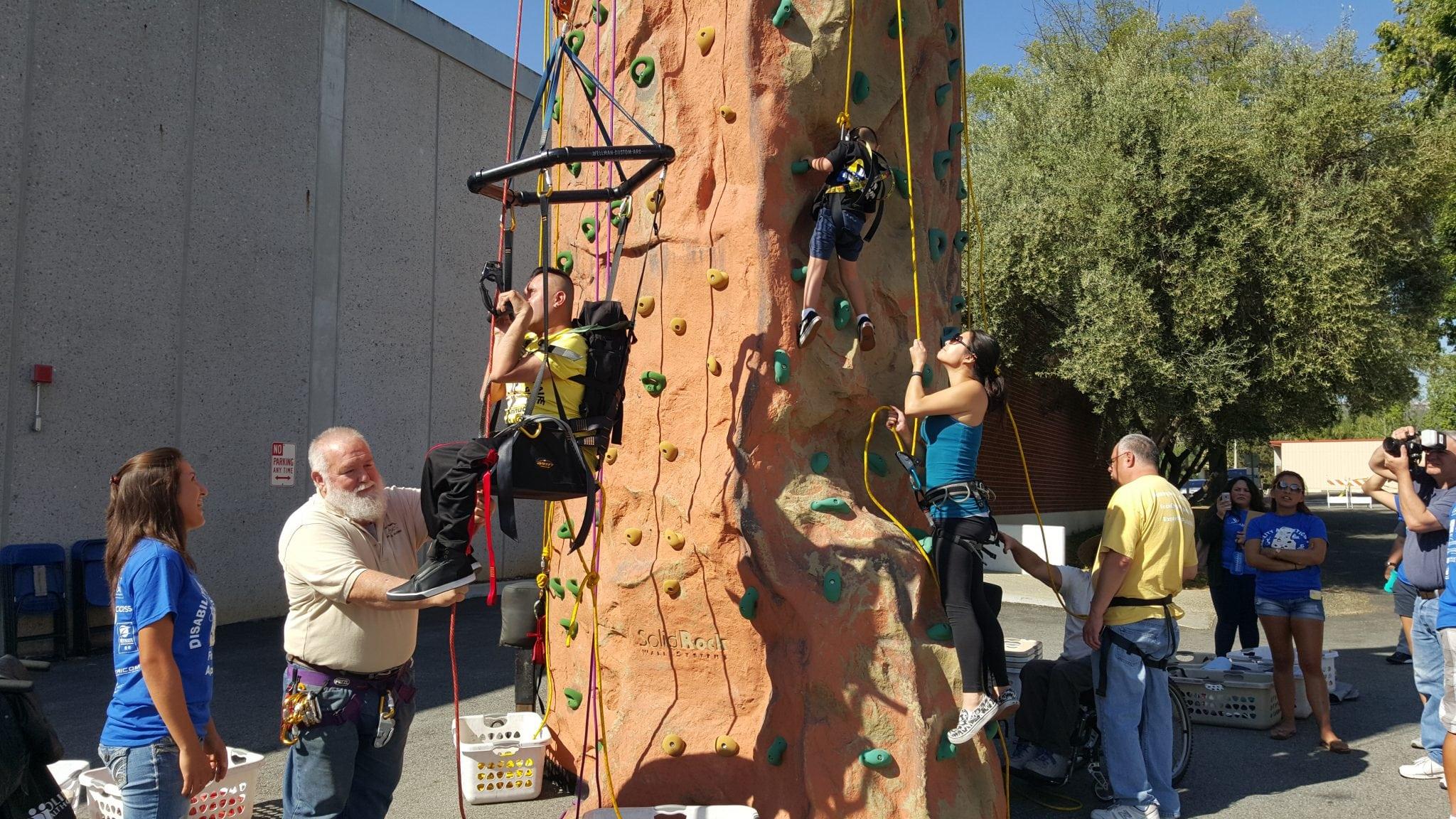 Disability Athletics Faire