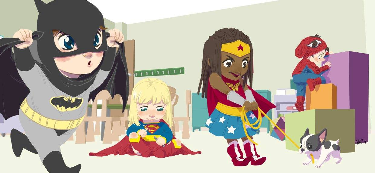 Kids' Comic Workshop Benefiting Children's Hospital LA
