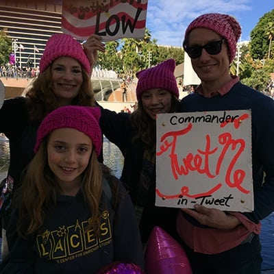 politics and parenting