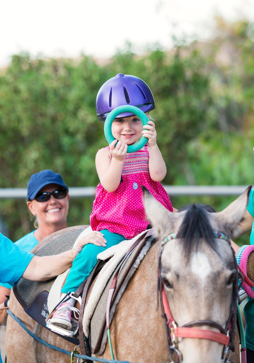 Ride On Therapeutic Horsemanship Open House