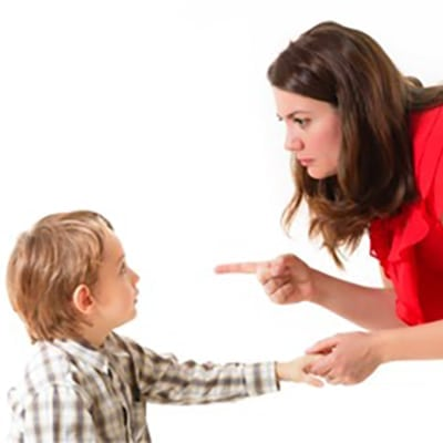 parent shaming