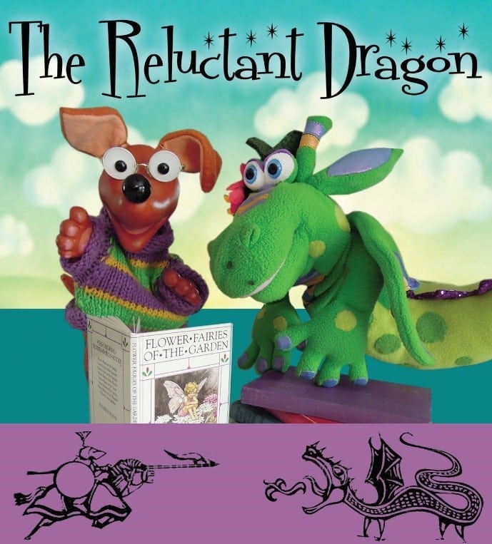Luce Puppet Co. presents The Reluctant Dragon