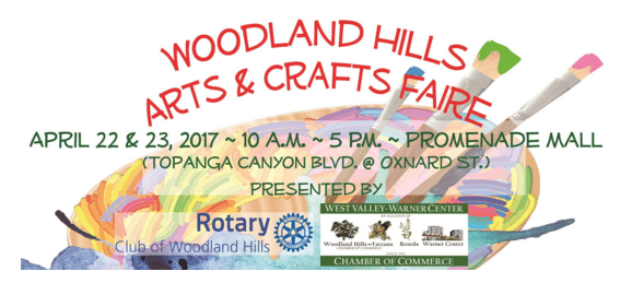 48th Annual Rotary Woodland Hills Arts & Crafts Faire