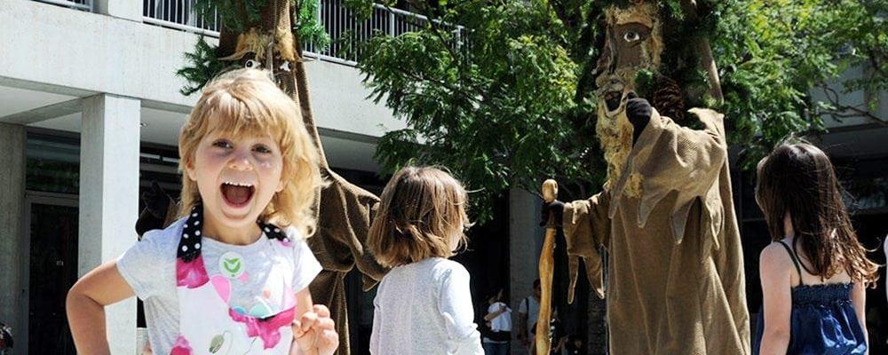 Skirball Puppet Festival