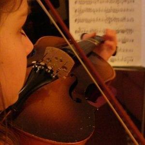 kids improve at music