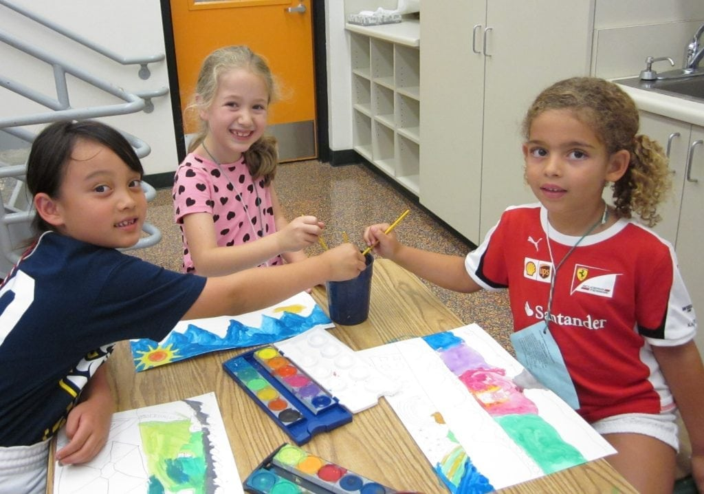summer camps in los angeles