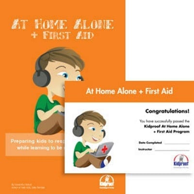 At Home Alone + First Aid Workshop