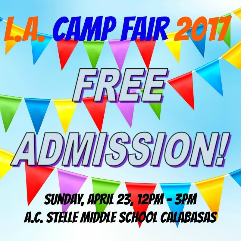 L.A. Calabasas Summer Camp Fair